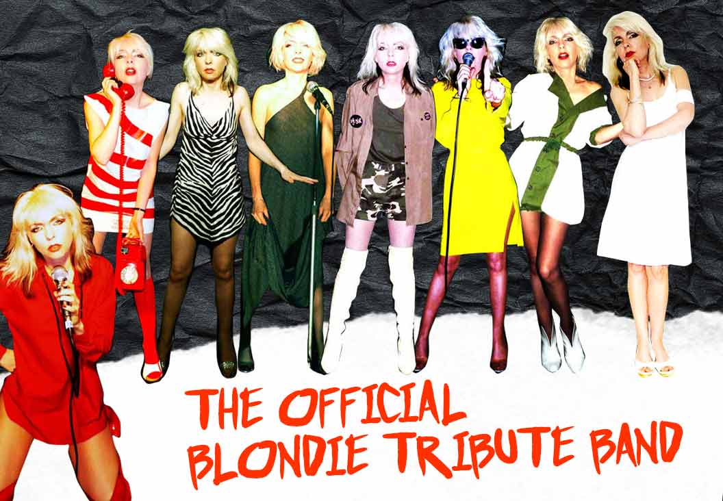 blondie tribute act
